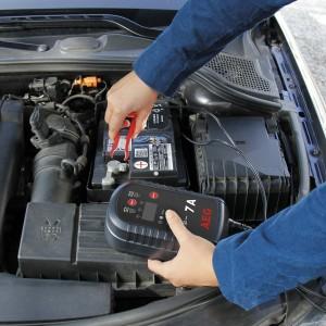AEG LD 7.0 Autobatterie Ladegerät