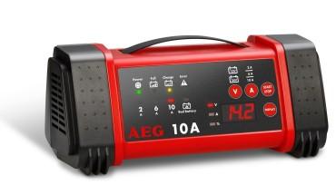 AEG LL 10.0 Batterie Ladegerät