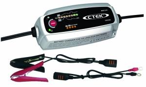 CTEK MXS 5.0 Batterieladegerät Auto