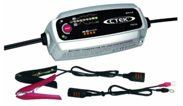CTEK MXS 5.0 Autobatterie-Ladegerät