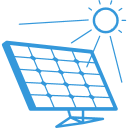 Solar Ladegerät Outdoor